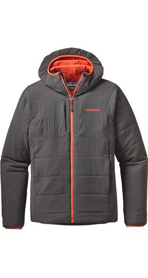 Patagonia M's Nano-Air Hoody Forge Grey w/Cusco Orange